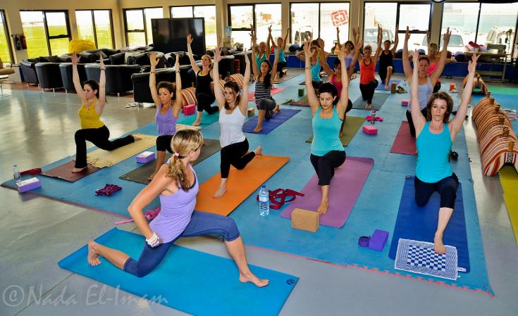 200 hour Dubai Yoga Teacher Training Certification - Yogalates Bliss