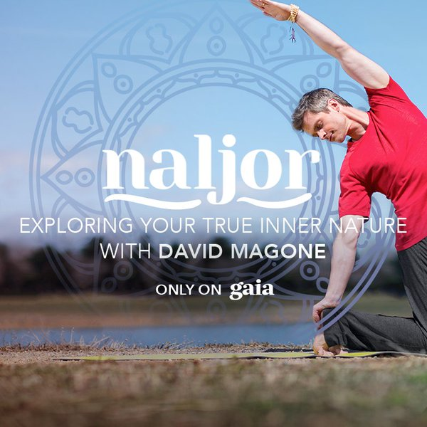 David Magone Gaia Yoga Videos
