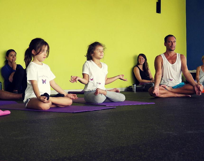 Dubai Children Groovy Kids Yoga Teacher Training
