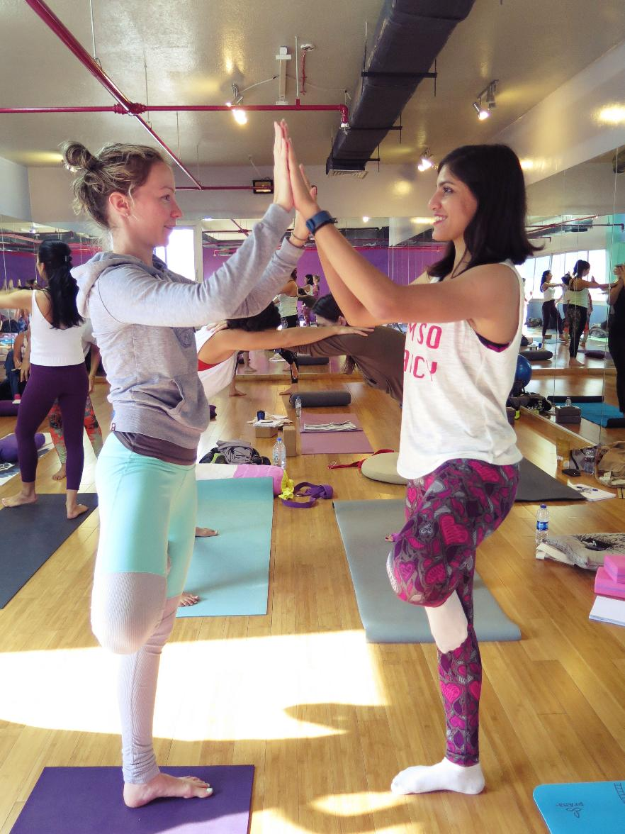 Pregnancy Yoga Teacher Training Dubai