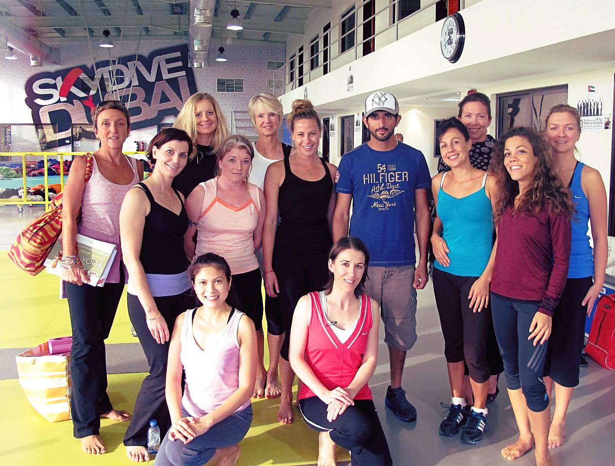 DUBAI YOGA TEACHER TRAINING TESTIMONIALS