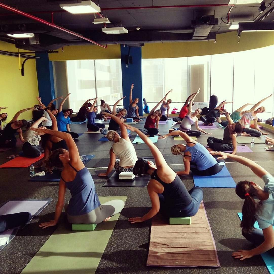 Dubai Yoga Teacher Trainings 2016 and 2017